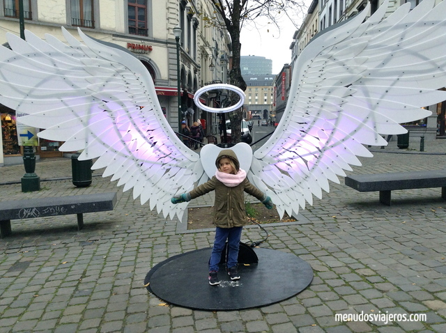 Angels of freedom Bruselas