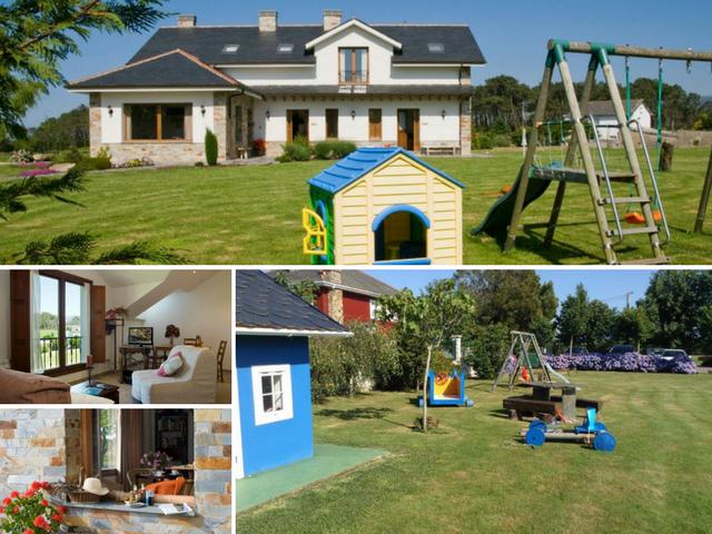 12 Casas rurales en España para ir con niños | Menudos viajeros