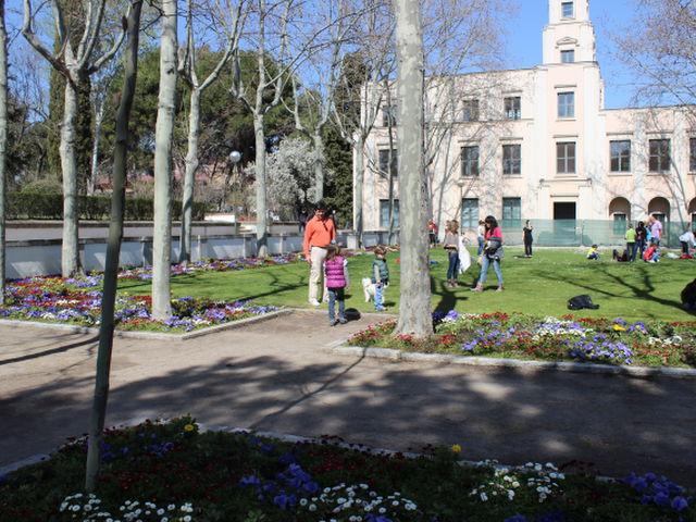 Parque Quinta De Los Molinos En Madrid Con Ninos Menudos Viajeros