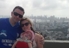 Bogotá con niños